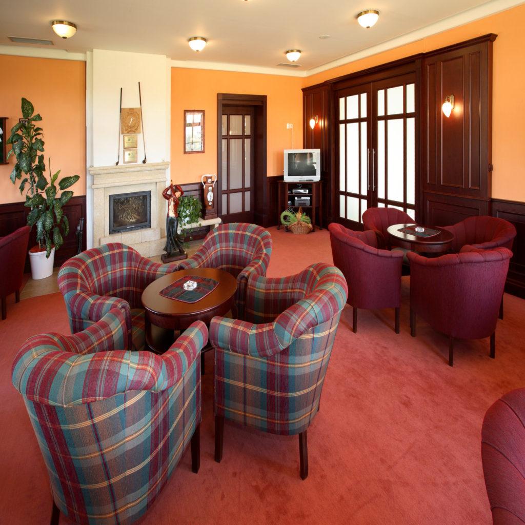 GOLF HOTEL AUSTERLITZ – vybavení hotelu