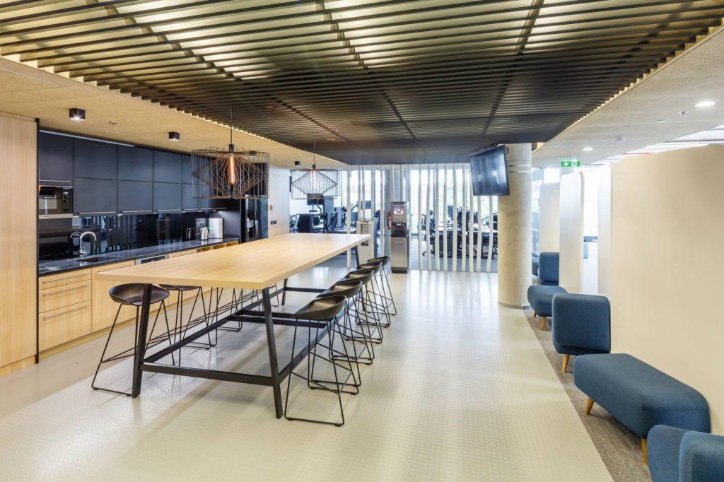 TECHO, a.s. – kanceláře MSD Information Technology FIVE